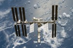 NASA is considering de-crewing the International Space Station in November (Source: NASA).