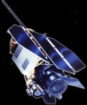 The german ROSAT space telescope (Credits: PD-USGov-NASA).