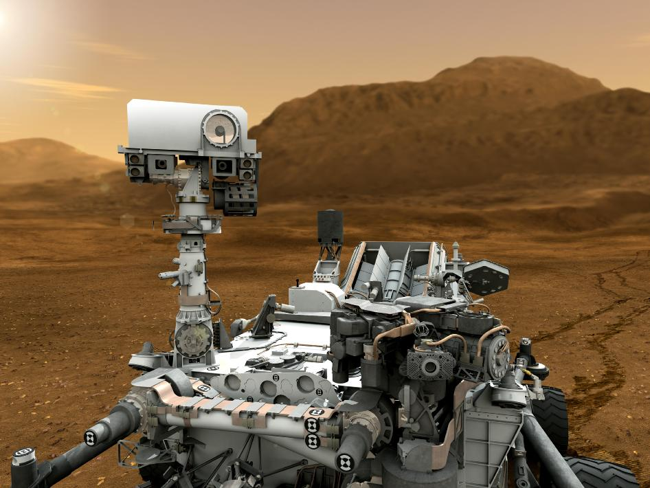nasa mars exploration rover mission - photo #7