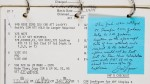 NASA's Apollo 13 Checklist Auctioned for $388,375