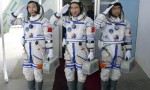 Chinese astronauts of the Shenzhou-7 manned spacecraft (Credits: aerospace-technology.com).