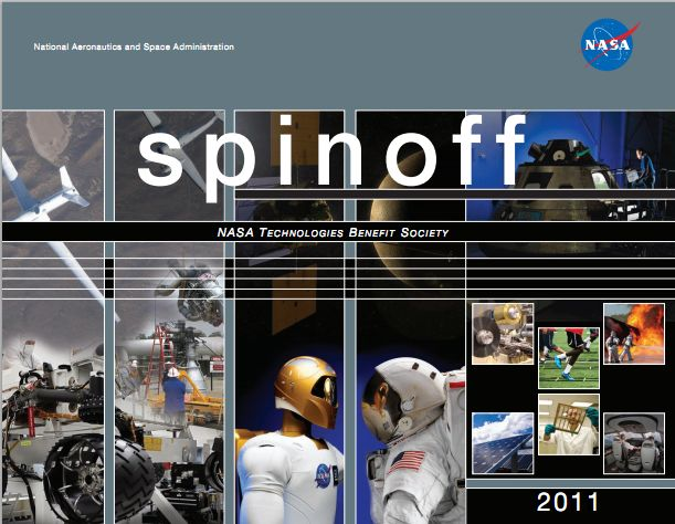 nasa spin-off technologies essay And for nasa's budget,  perhaps the most direct benefit comes from technologies used on earth that were first pioneered in space exploration.