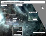 Satellite Spots Syrian Violence from Space