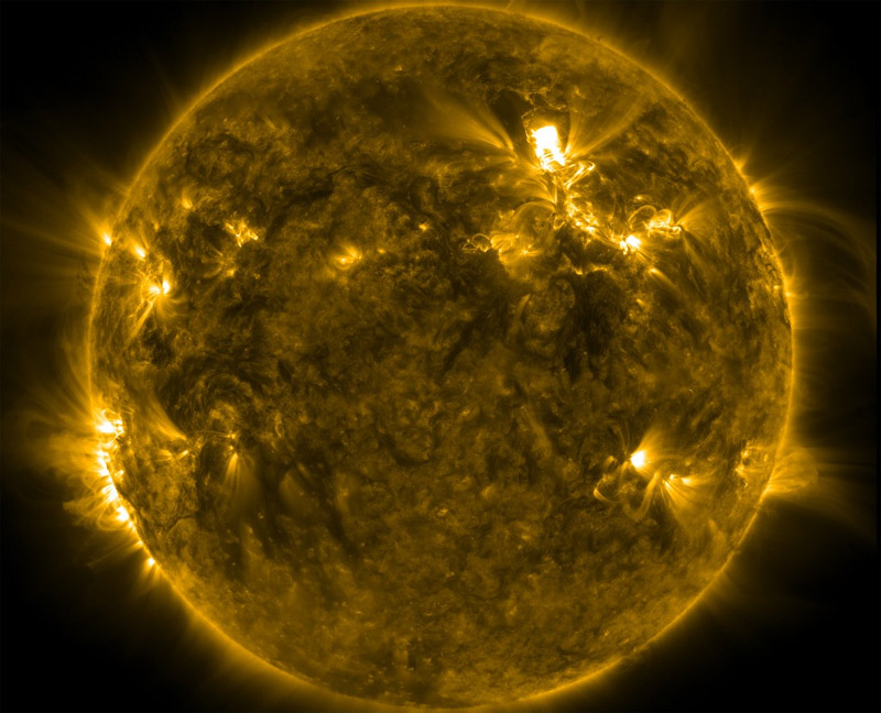 solar flare 2012 effects - photo #14