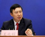Wang Zhaoyao, head of China's Manned Space Engineering Office (Credits: Xinhua/Li Fangyu).