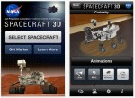 Spacecraft 3D Brings NASA Missions to iPhone