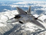 The pride of the US Air Force, F-22 Raptor fighter jet, has been plagued by problems concerning pilots&#039; breathing difficulties (Credits: Lockhead Martin).