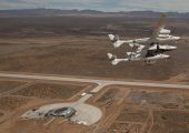 New Mexico has the only official Spaceport America, host of Virgin Galactic's suborbital hub, but other states are clamboring for their own spaceports (Credits: Mark Greenberg).