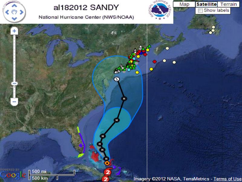 Tracking Hurricanes: Aging Satellites Put Forecasting ...