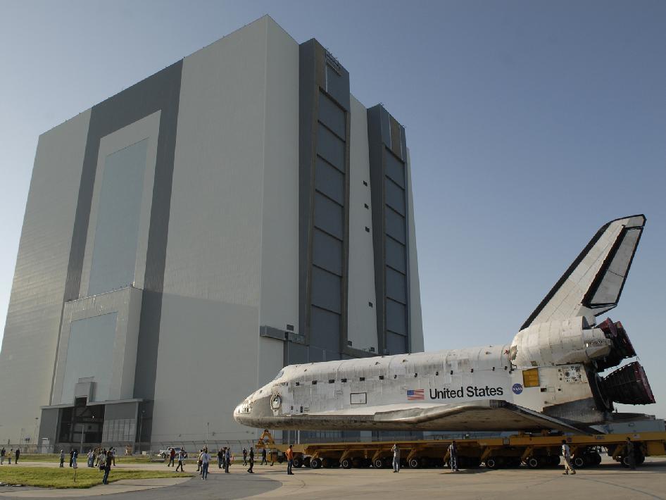 building a nasa spaceship - photo #39