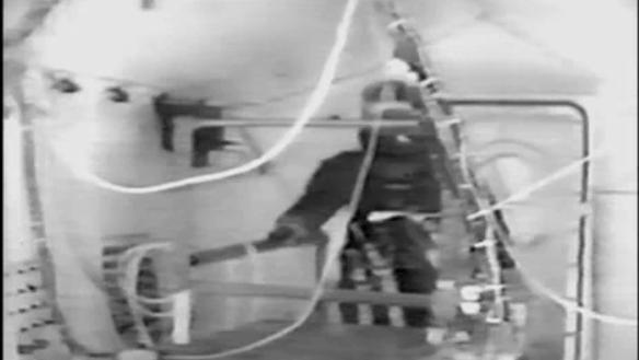 Jim LeBlanc Survives Spacesuit Vacuum Test Gone Wrong