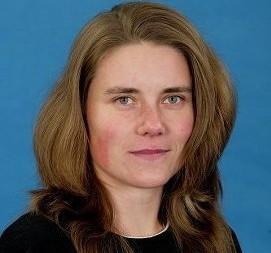 Anna Kikina, one of eight new cosmonaut trainees