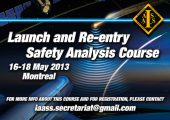 Launch and Reentry Safety Analysis Course Open for Registration
