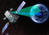 SBIRS GEO satellites have the ability to stare at a specific spot on the globe. (Credits: Lockheed Martin) .