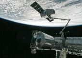 Dragon Berths With ISS After Thruster Problems