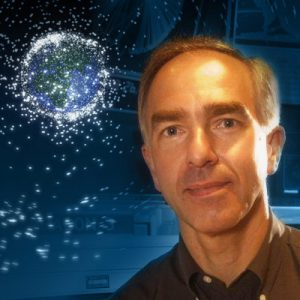 Dr. Heiner Klinkrad, head of ESA's Space Debris Office (Credits: ESA).