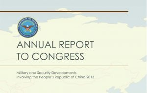 DoD report on China