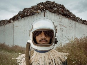 The 'Afronauts' photographic project is currently being exhibited in London (Credits: Cristina de Middel)