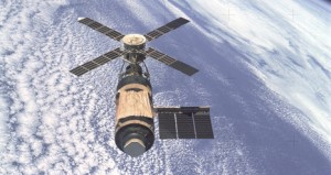 NASA's Skylab program paved the way for the International Space Station (Credits: NASA).