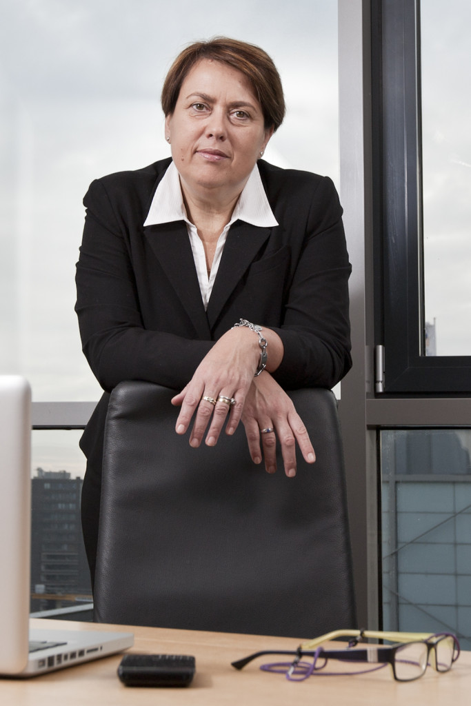 Simonetta di Pippo became the first woman to serve as an ESA director.