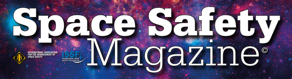 Space Safety Magazine logo