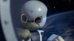 In another month, this will be Kirobo's view (Credits: Kibo Robot Project).