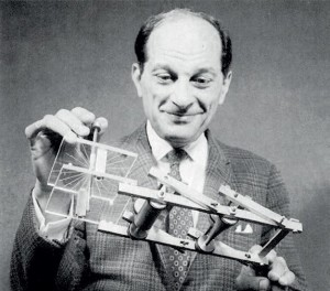 Stanislaw Ulam, the nuclear scientist who first had the idea of nuclear bomb propulsion (Credits: Universidad de Guadalajara).