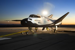 It is unclear how the landing gear failure will impact future tests of Dream Chaser or its status in the CCiCap hierarchy (Credits: SNC/NASA).