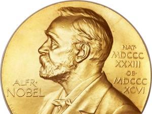 Nobel Peace Prize medallion