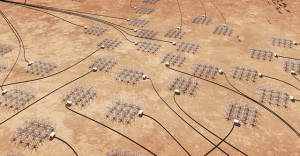 The Murchinson Widefield Array is one of the precursors of the planned Square Kilometre Array (Credit:  ibmphoto24)