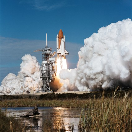 how many space shuttle missions were there - photo #37