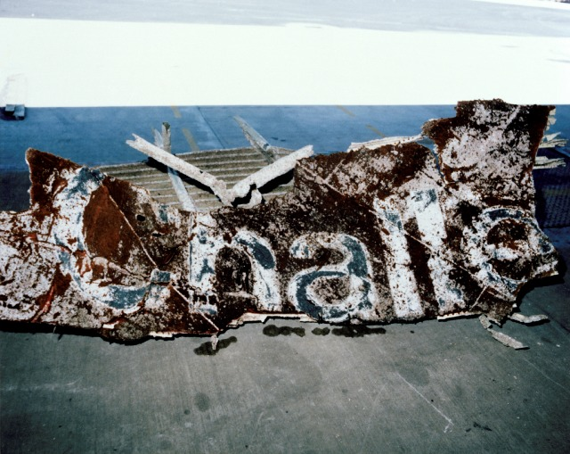 space shuttle challenger wreckage - photo #2
