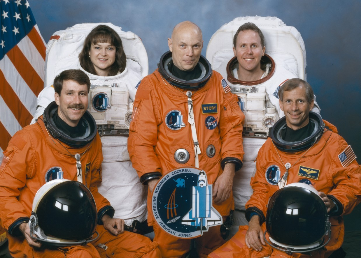 astronaut in space missions - photo #32