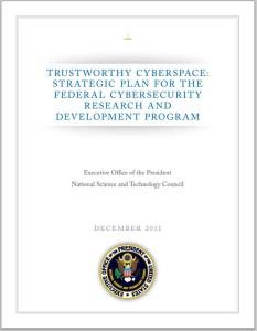 Trustworthy Cyberspace report