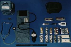 Apollo Inflight Medical Kit (Credits: NASA)