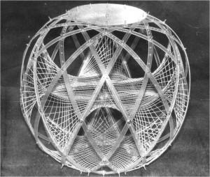 Fig. 4 Space sphere by Sergey Makarov