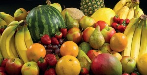 Fresh fruit is a rare treat for astronauts