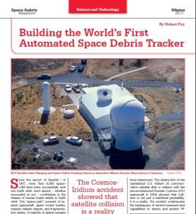 space debris tracker teaser