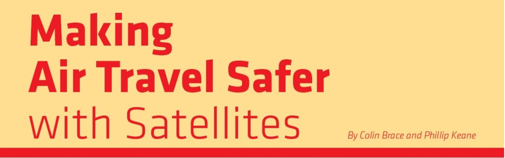 Making Air Travel Safer with Satellites title