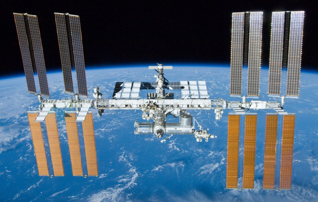 How ISS Helps Save Lives