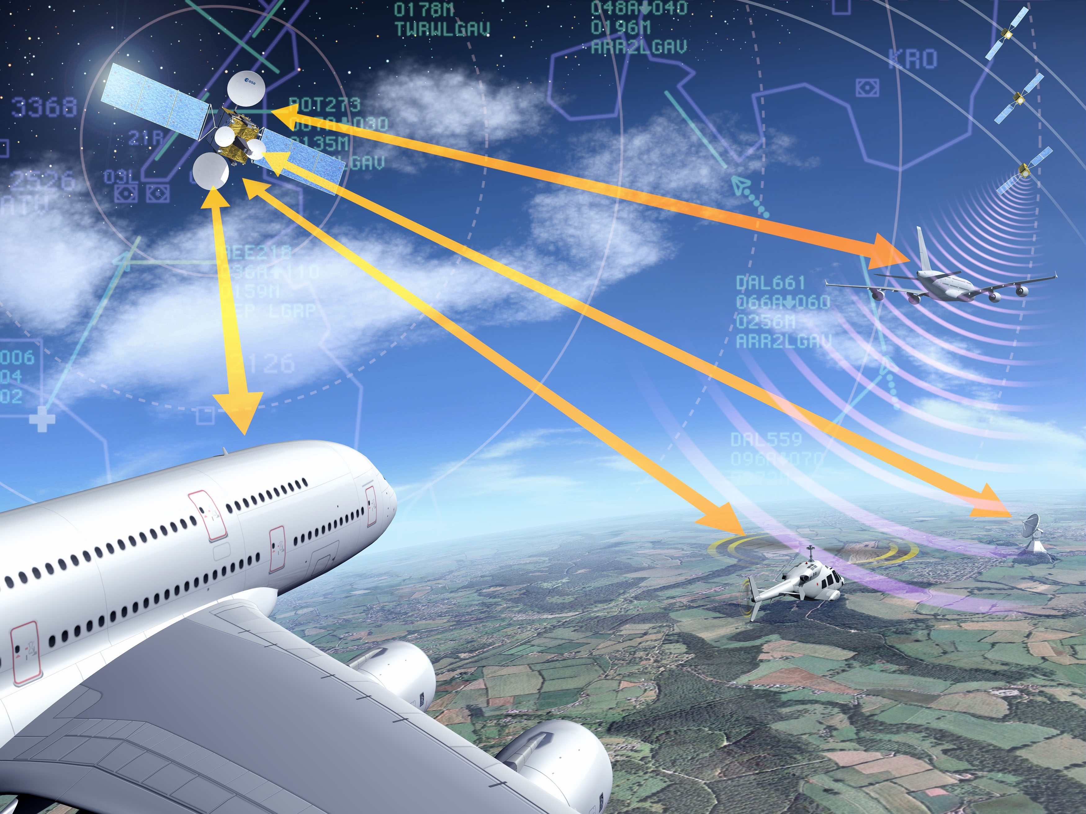 Icao And Improving Aviation With Space Assets
