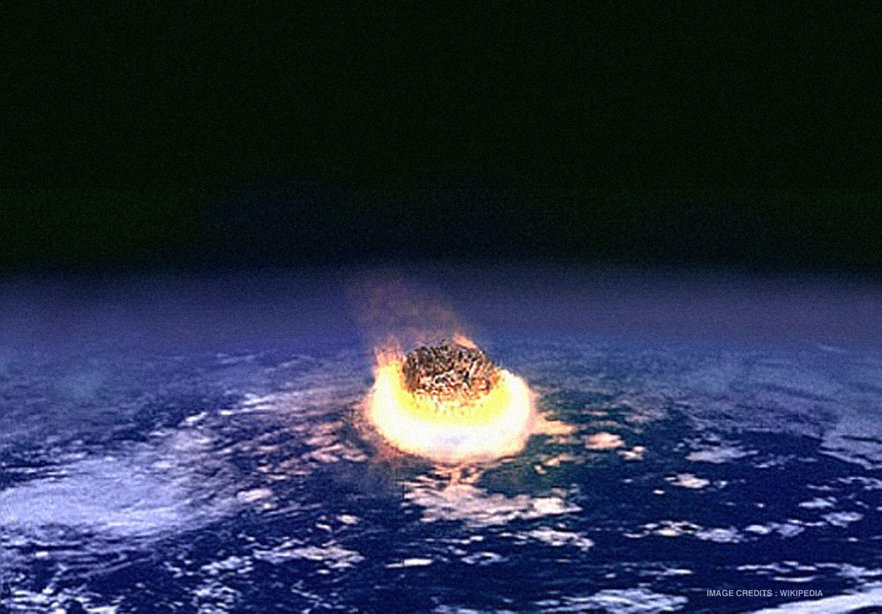 What if an Asteroid Was About to Hit Earth?