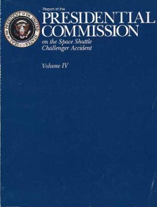 Rogers commission report cover