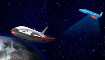 Artist's conception of ISRO's RLV Technology Demponstration Programme. – Credits: ISRO.