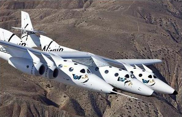 Virgin Galactic VSS enterprise Credits 247 Latest News