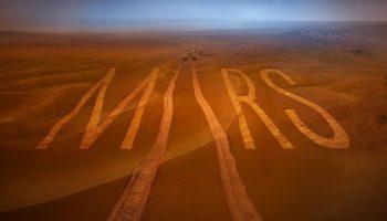 Mars credits: NASA
