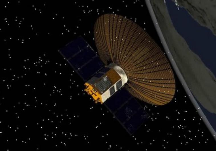 Israel's Ofek 10 satellite. – Credits: Israel Defense Ministry.