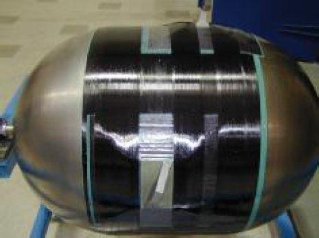 Atlas-V Centaur hydrazine tank. Source: ATK