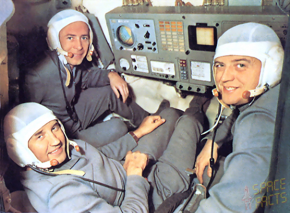 The Crew That Never Came Home: The Misfortunes of Soyuz 11 –
