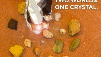 Two worlds, one crystal (Credits: OEWF/Paul Santek).